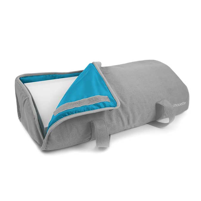 Pack Cameo 3 blanche avec sac de transport gris