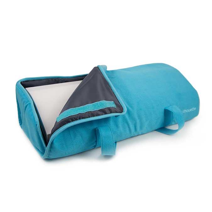 Pack Cameo 3 rose avec sac de transport bleu