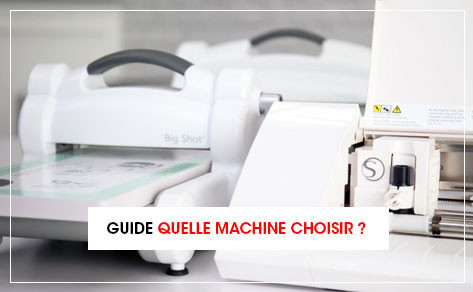 guide quelle machine DIY choisir