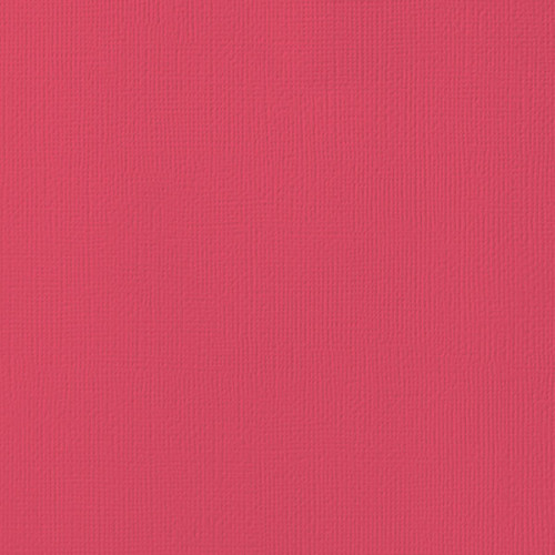 Papier cardstock Weave Cherry