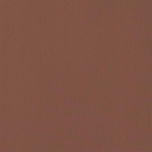 Papier cardstock Weave Chocolate