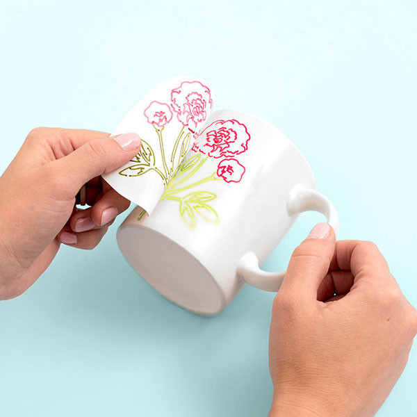 Mug blanc à customiser