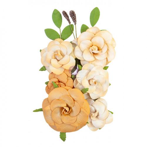 Fleur en papier Diamond Love Wins 10 pcs