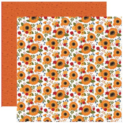 Fall Papier imprimé Family Farm Floral