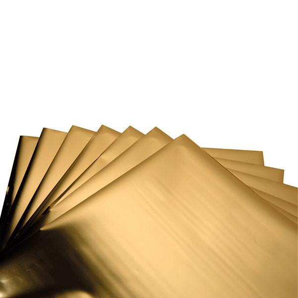 Feuilles à dorer Foil Or 10 pcs
