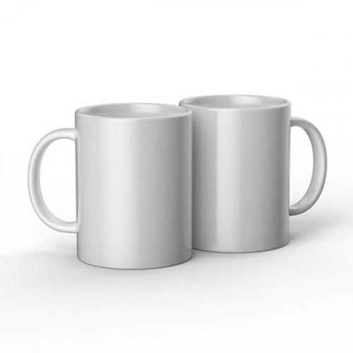 Mug en céramique à personnaliser 425 ml 2 pcs