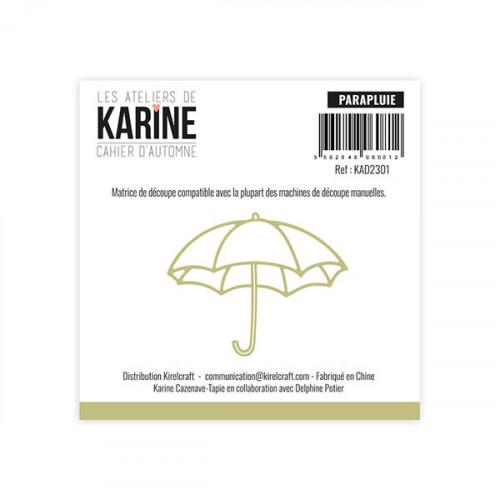 Die Parapluie 6 x 5 cm