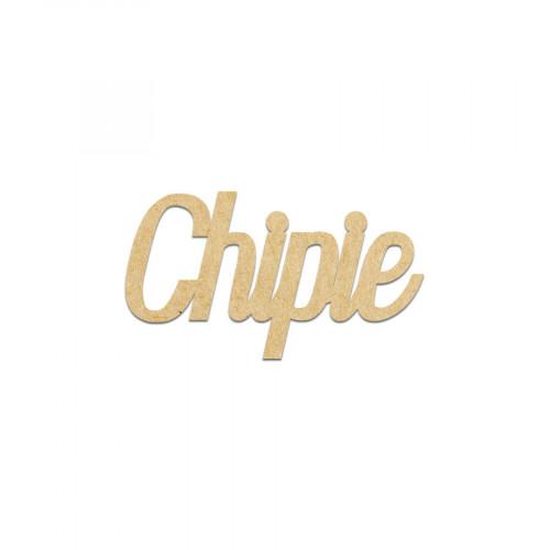 Chipie 4 x 2,2 cm