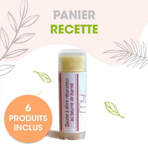** OFFRE SPECIALE -10% ** Baume à lèvres réparateur au beurre de Karité