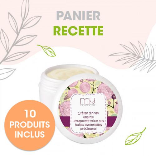 ** OFFRE SPECIALE -10% ** Crème mains ultra-protectrice aux huiles essentielles précieuses