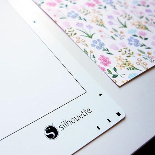 Tapis de coupe Pixscan pour machines Portrait - 19 x 29,2 cm