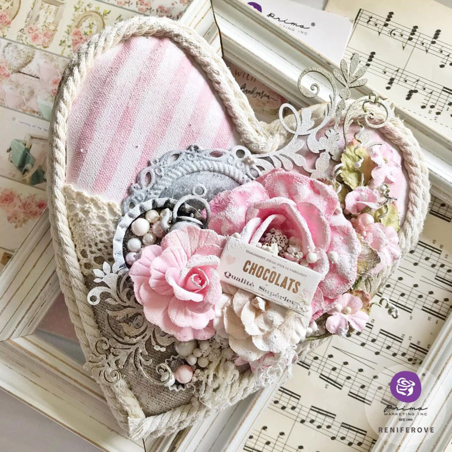 With Love Fleurs Sweet Lullaby