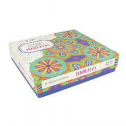 Kits et albums de coloriage