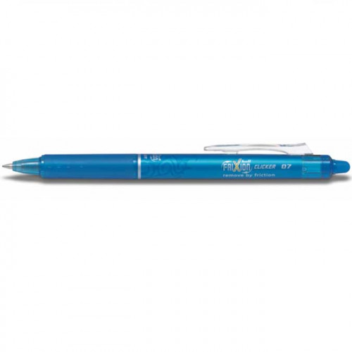 FriXion Ball Clicker - Roller encre gel - turquoise