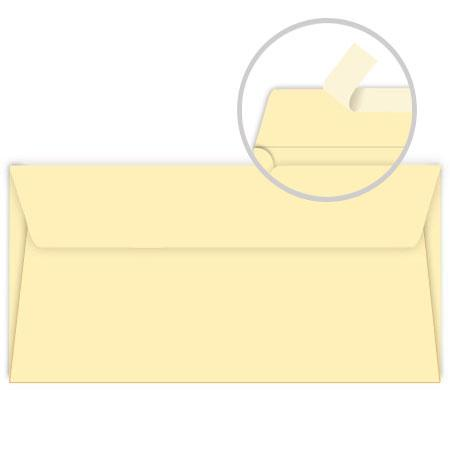 Pollen - 20 enveloppes rectangulaires 9 x 14 cm - Canari