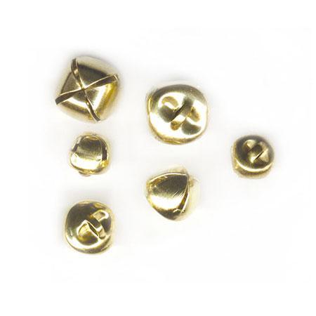 Grelots dorés - 1,8 cm - 30 pcs