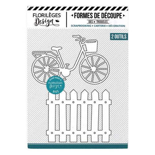 Die Set Vélo - 2 pcs