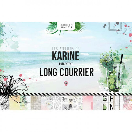 Long Courrier Kit de La collection