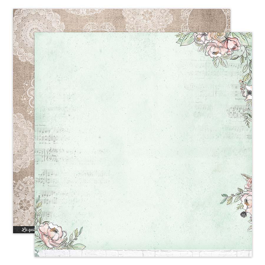 La Maison de Jeanne - Papier #2