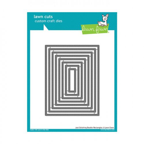 Die Set Rectangles (bordures en pointillés)