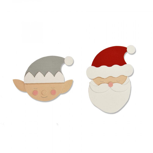Bigz Die Père Noël & lutin