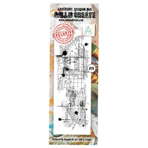 Tampons transparents #029 Géométrie
