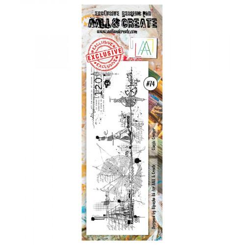 Tampons transparents #074 Croisière