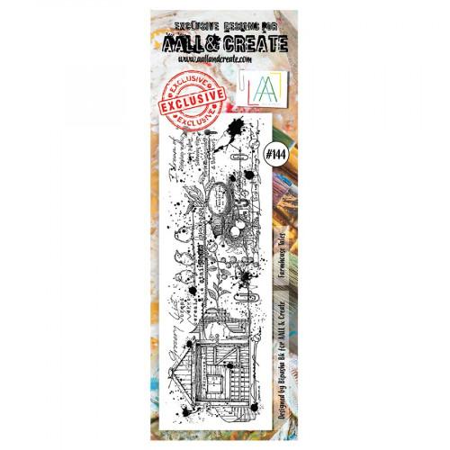 Tampon transparent #144 Contes de ferme
