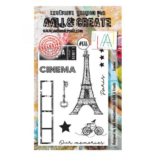 Tampons transparents #176 Paris