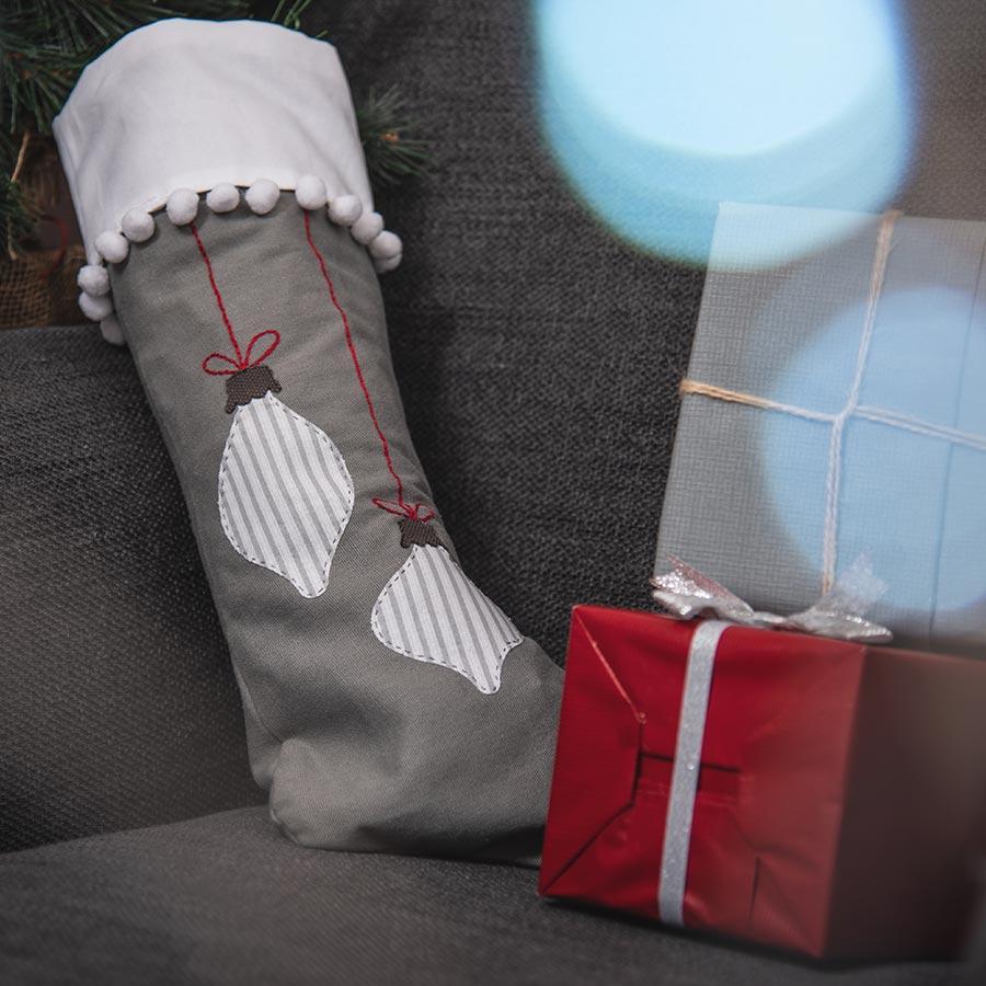 Bigz Die Boules de Noël rétro