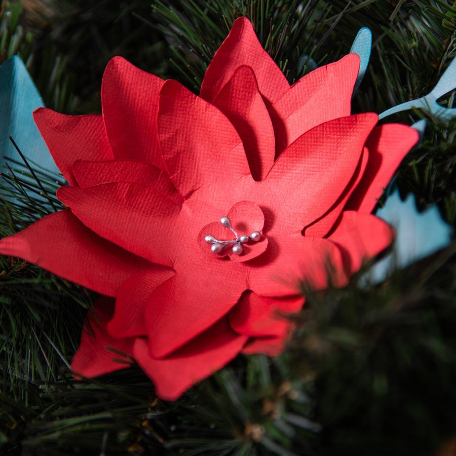 Bigz Plus Die Fleur de Noël