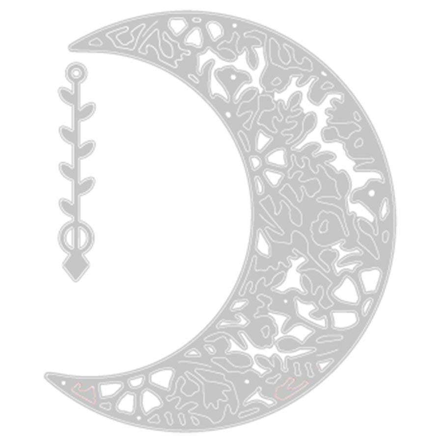 Thinlits Die Set Lune - 2 pcs
