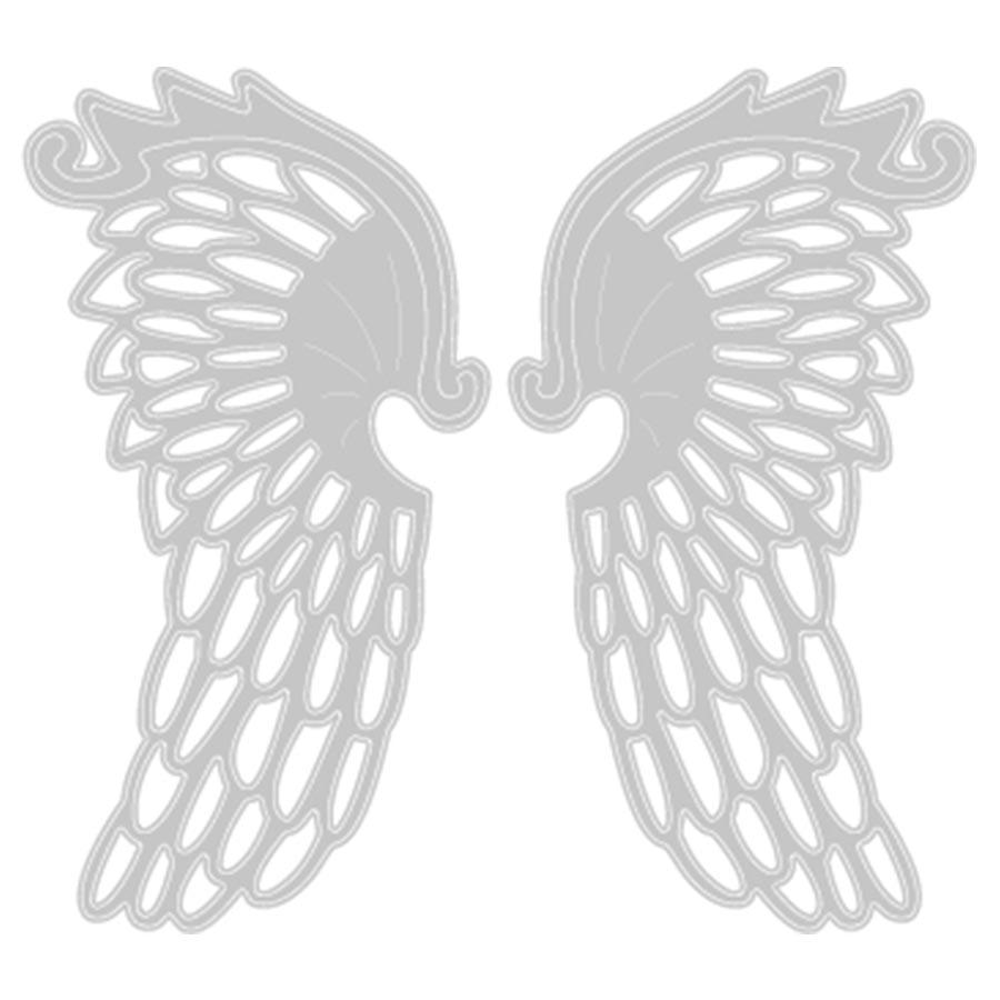 Thinlits Die Set Ailes d'ange