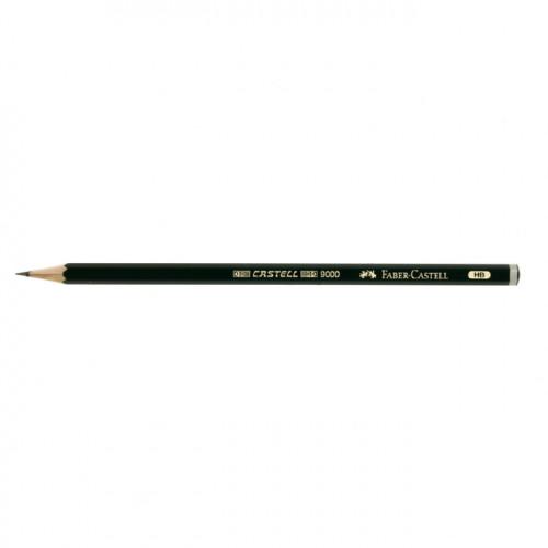 Crayon graphite Castell 9000 HB