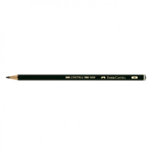 Crayon graphite Castell 9000 4B