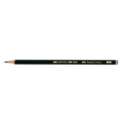 Crayon graphite Castell 9000 8B