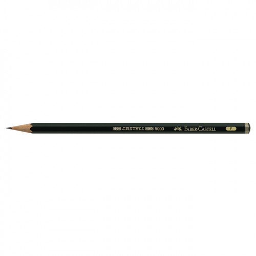 Crayon graphite Castell 9000 F