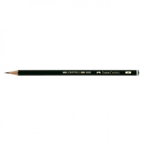 Crayon graphite Castell 9000 H