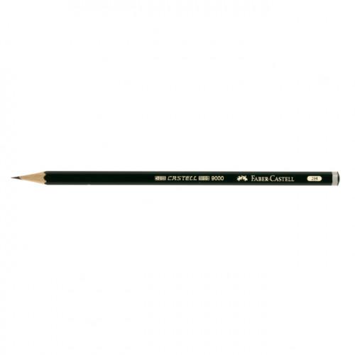 Crayon graphite Castell 9000 2H