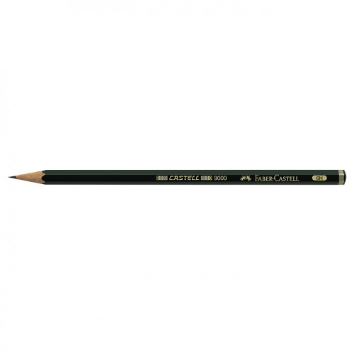 Crayon graphite Castell 9000 6H