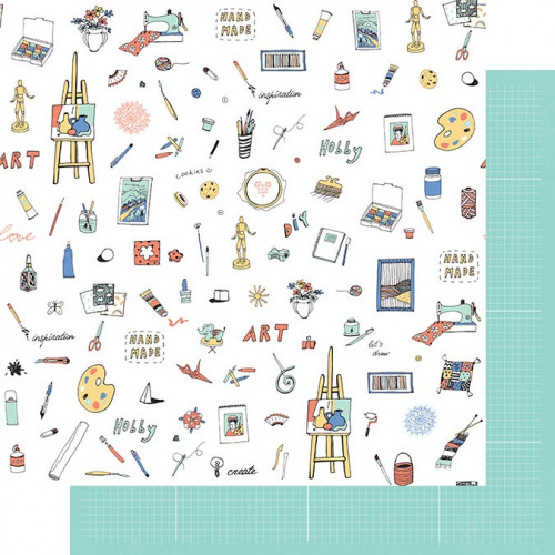 Crafternoon - Papier Handmade