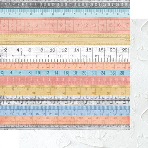 Crafternoon - Papier Measured