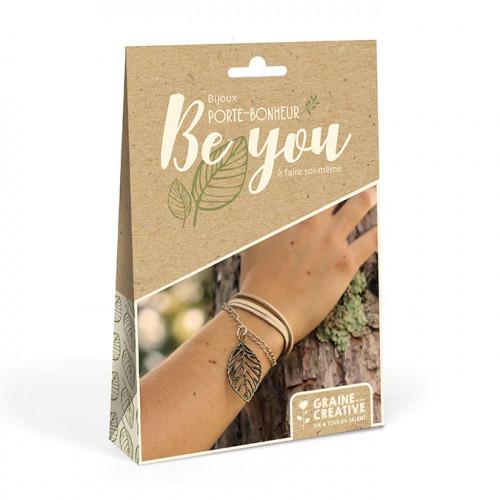Kit Bijoux Porte-Bonheur Be You DIY