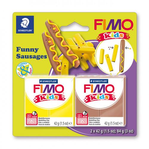 Kit Fimo Kids Saucisses