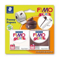 Fimo Kids Pains de pâte polymère