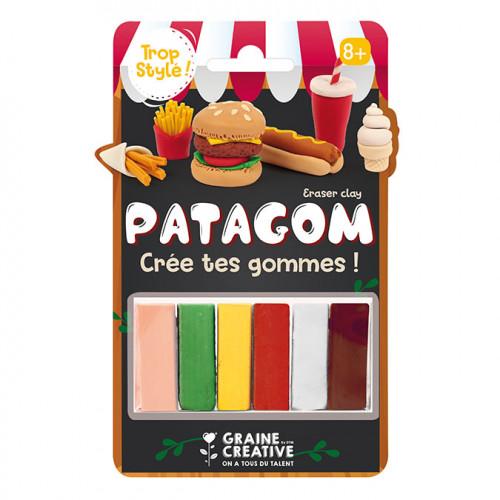 Kit Patagom Junk Food
