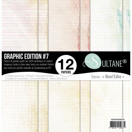 Papiers imprimés Graphic Edition #7