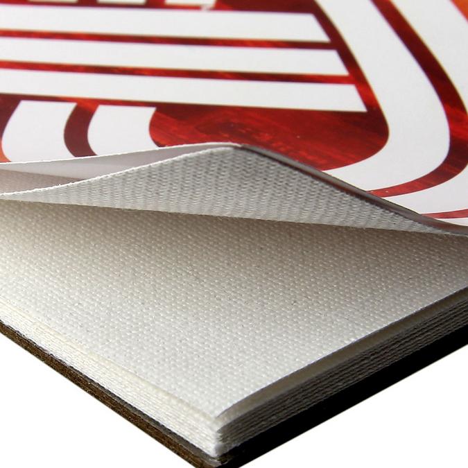 Bloc de toile 100% Coton A2 - 10 feuilles