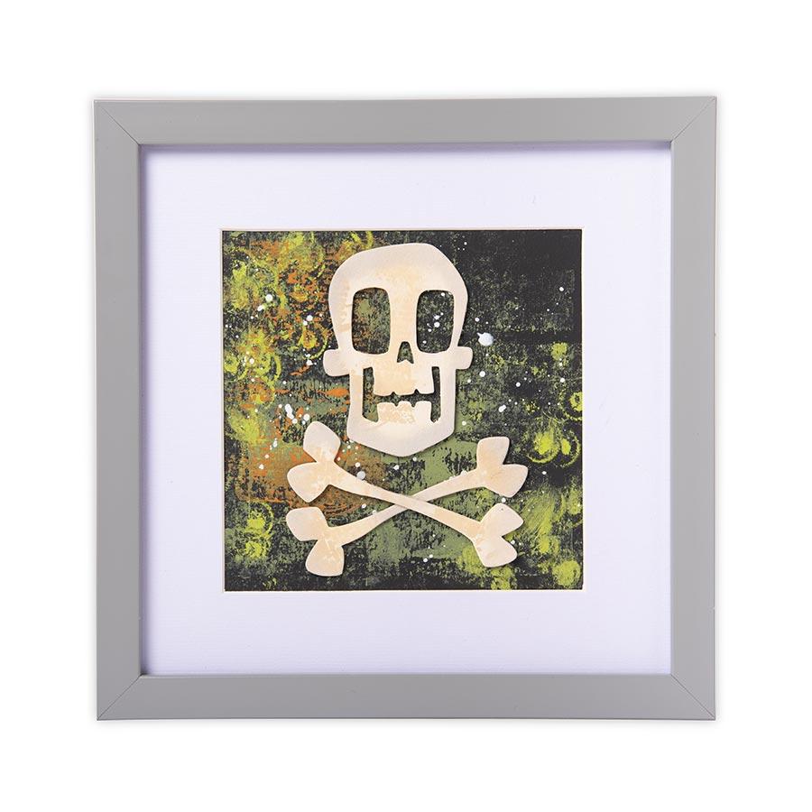 Bigz Die Crâne et os