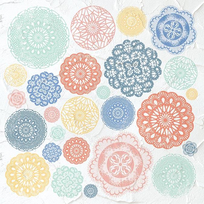 Crafternoon - Papier Crochet